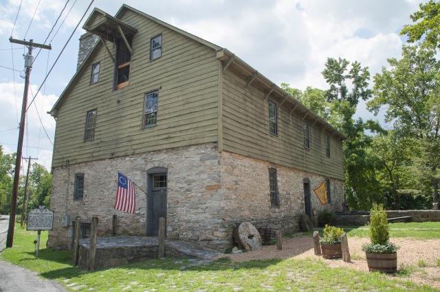 Burwell-Morgan grist Mill, VA