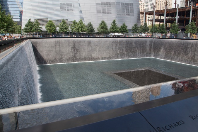 The World Trade Center Memorial