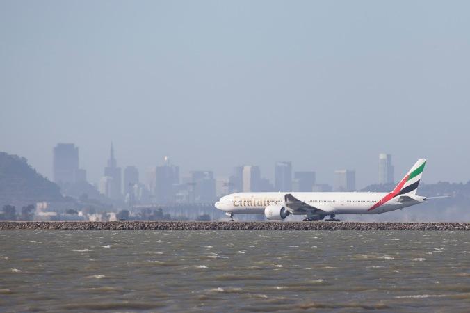 Emirates B777-31H