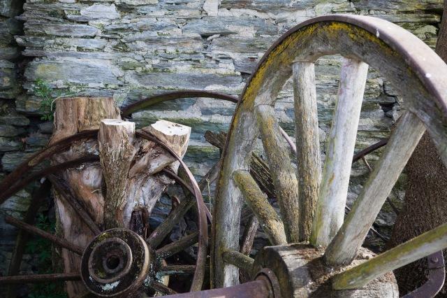 Wagon wheels - Millbrook