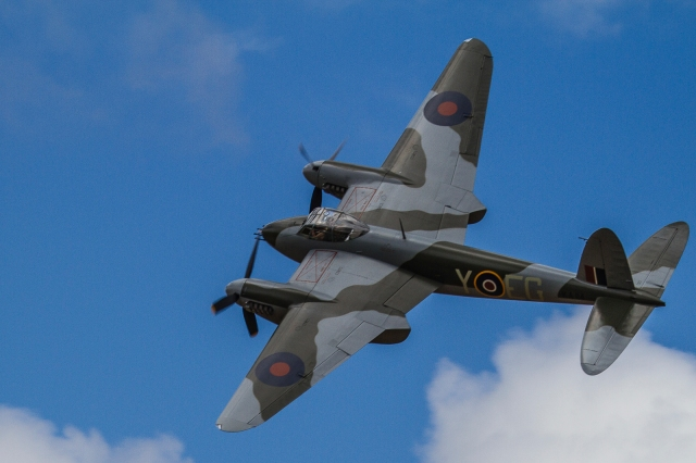 Queen of the Skies ... Mosquito FB26
