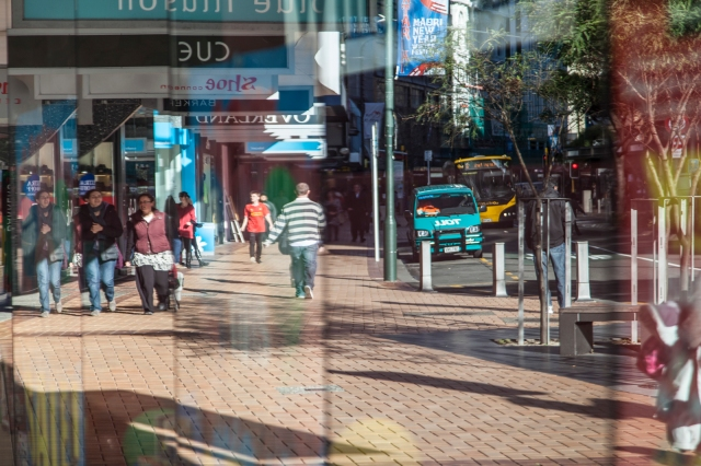 On Lambton Quay