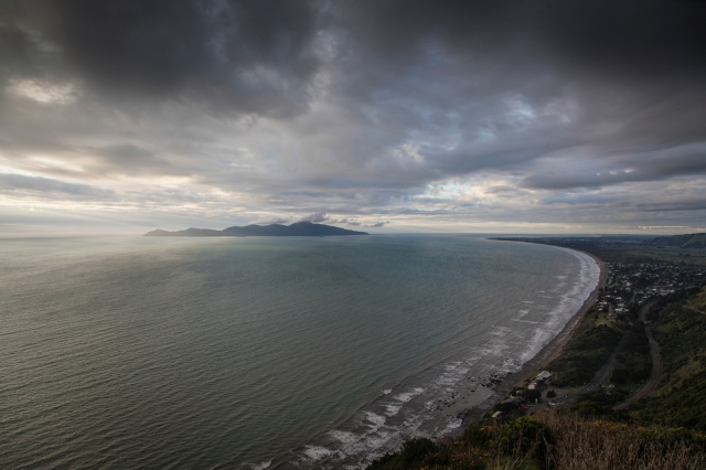 Kapiti and the South Taranaki Bight