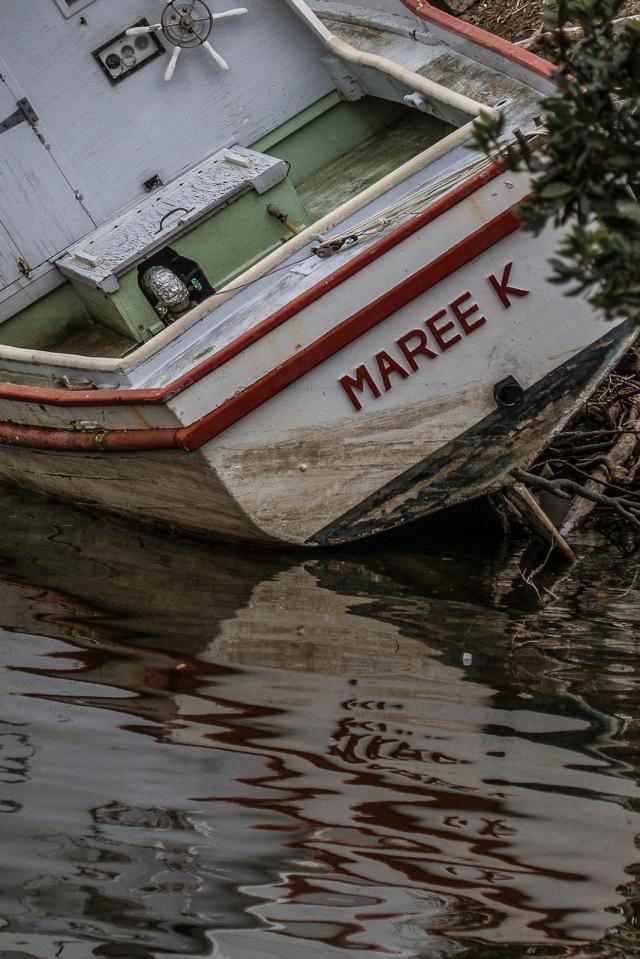 Alas, poor Maree K