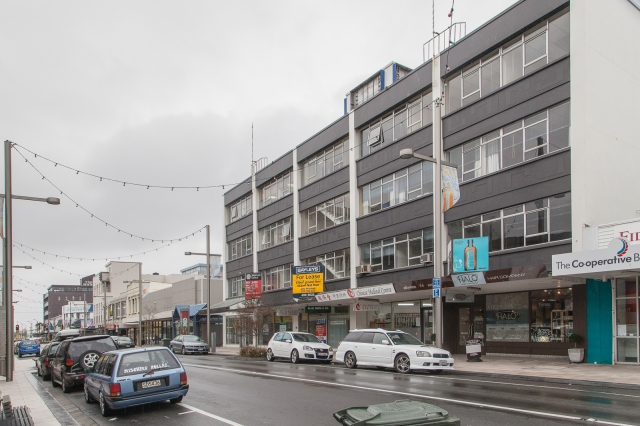 South end of High St, Lower Hutt