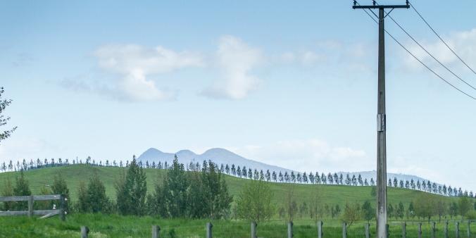 Nearing Taupo