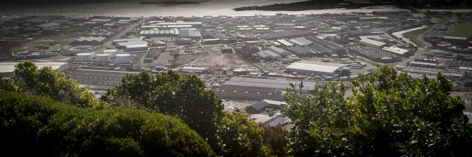 Seaview industrial area