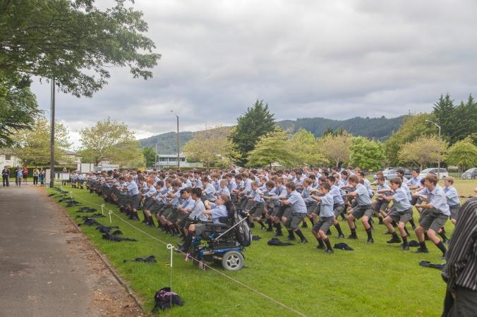 Hutt International Boys' School