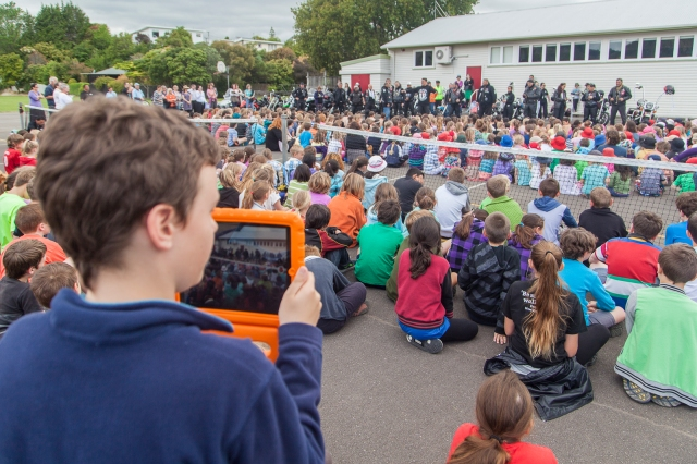 Technology in use at Silverstream