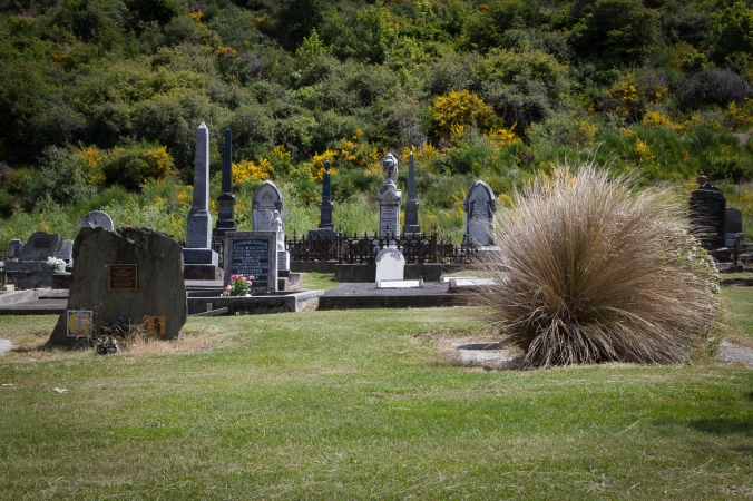 Arrowtown cemetery
