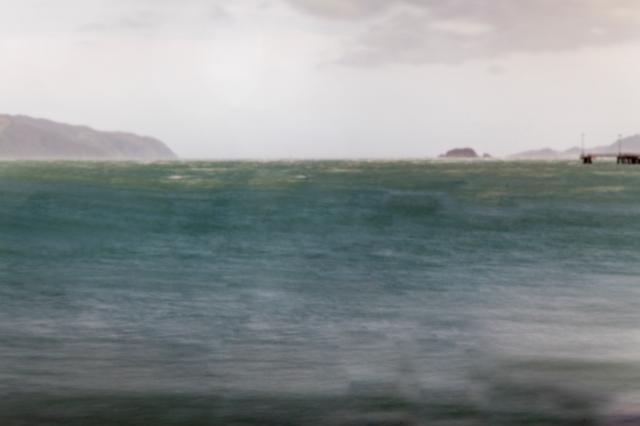 Mahina Bay looking South
