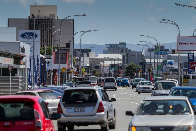 High Street, Lower Hutt