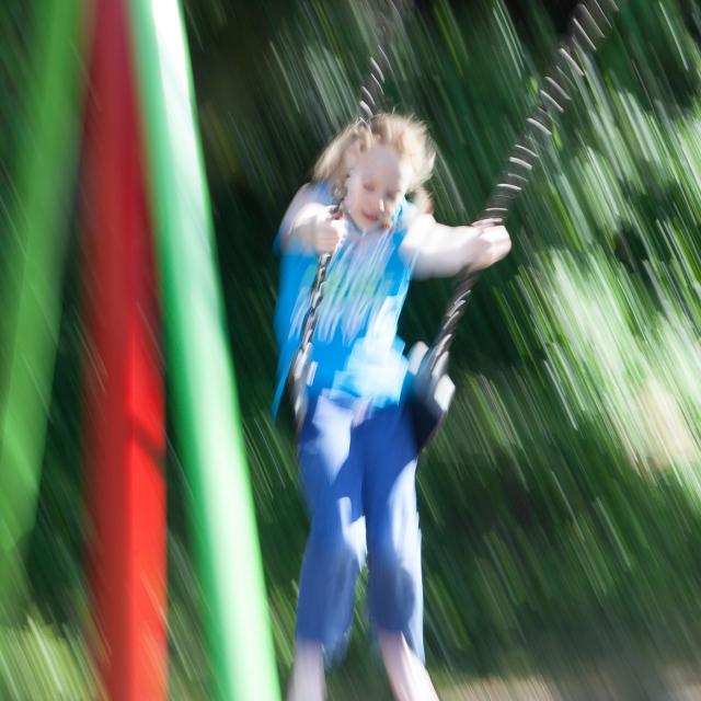 Maggie swings