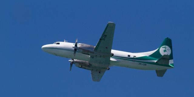 Convair CV580