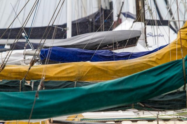 Yacht berths