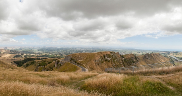 From Te Mata Peak
