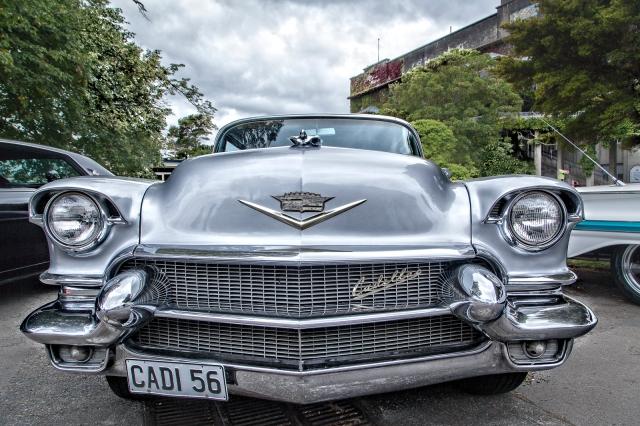 Cadillac Coupe de Ville, 1956