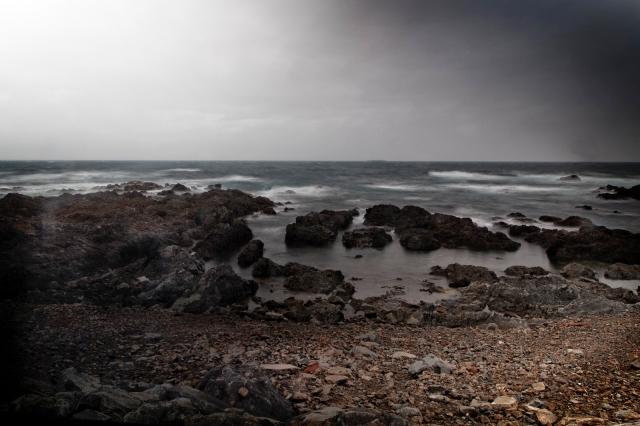 South coast near Island bay