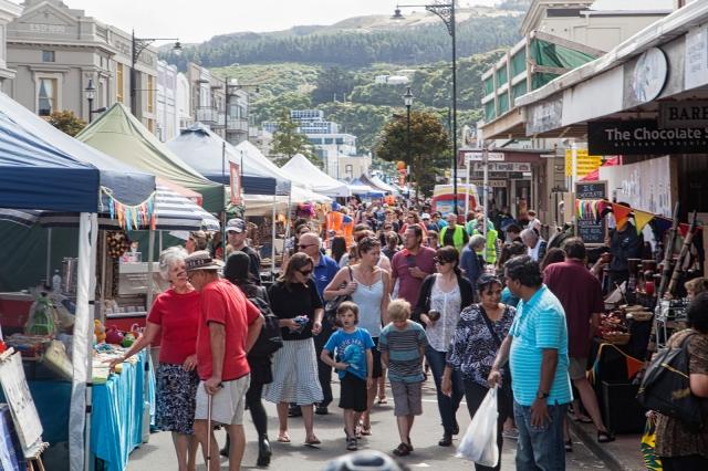 Jackson Street fair