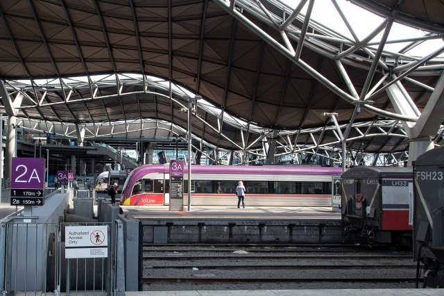 Southern Cross Station, Melbourne