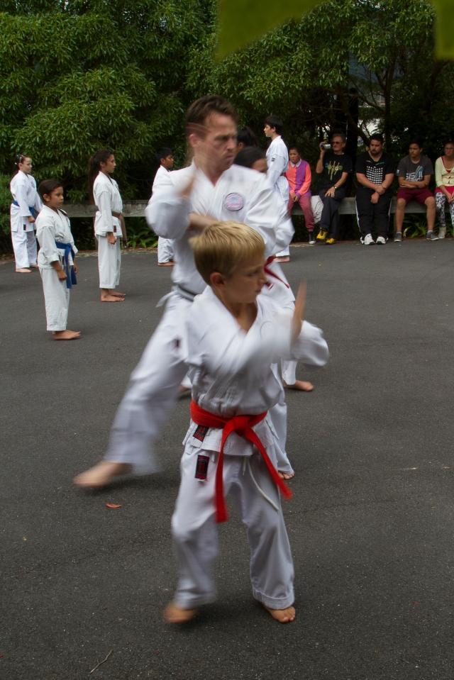 more karate