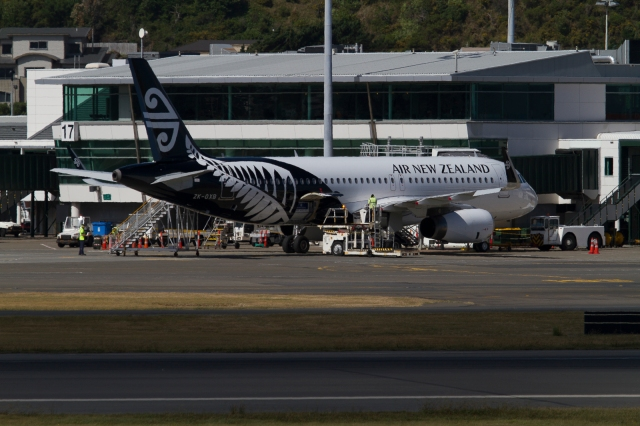 Air New Zealand A-320