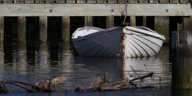 Moulded dinghy