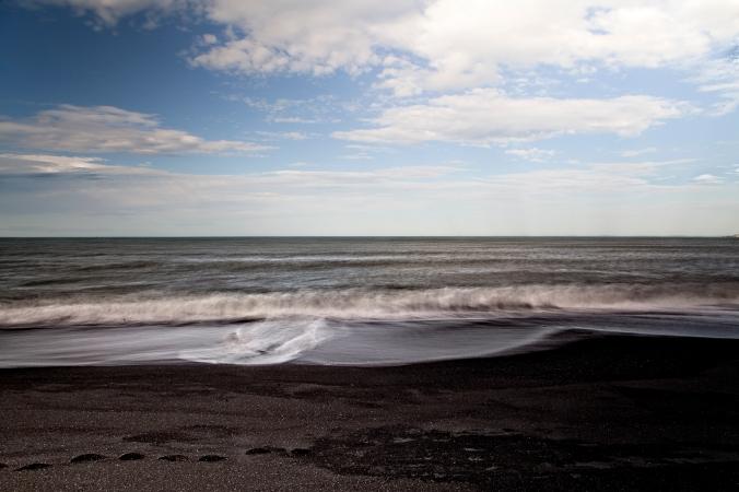 Waves at Napier