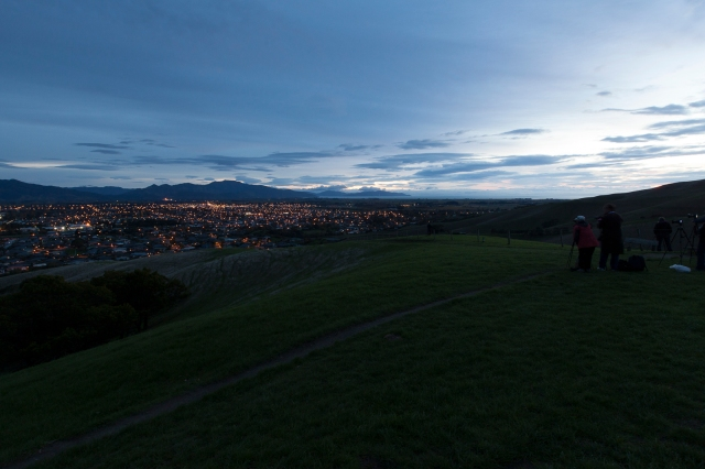 Wither hills lookout
