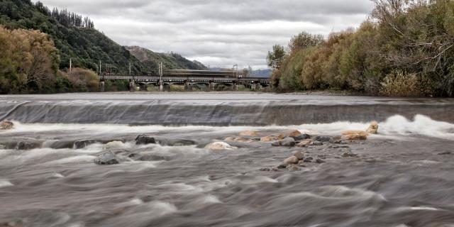 Weir, Hutt River