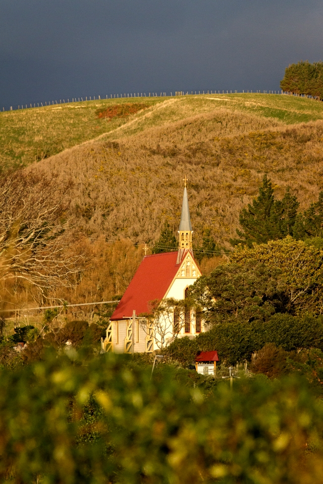 Pauatahanui church
