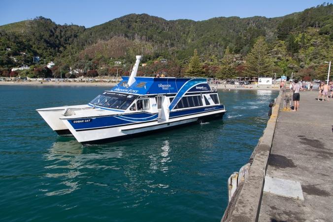Days Bay Ferry