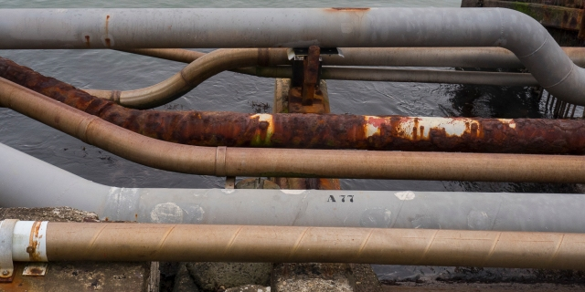 Pipes.