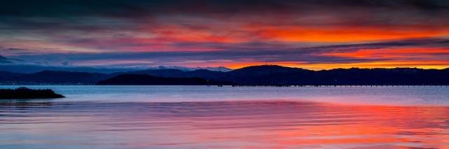 Lowry sunset