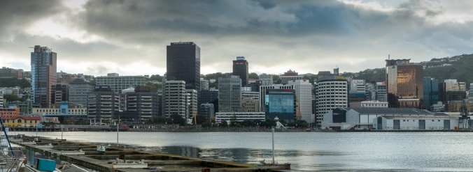 Harbour and CBD