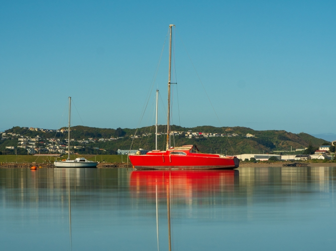 Red Yacht