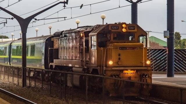 Masterton Train