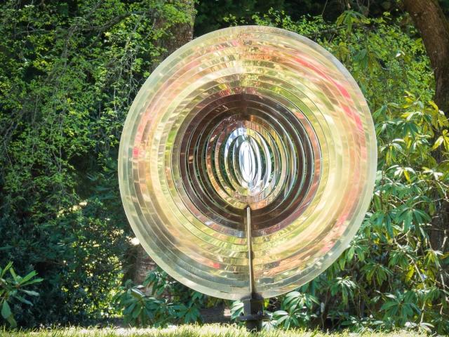 Kinetic art work