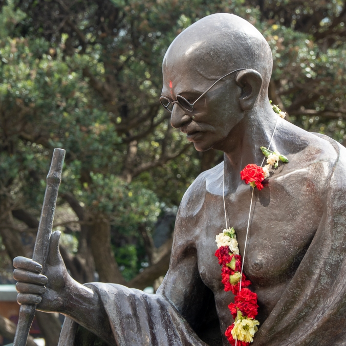 Statue of Mohatma Gandhi